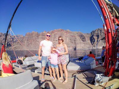 Ihoppers catamaran experience