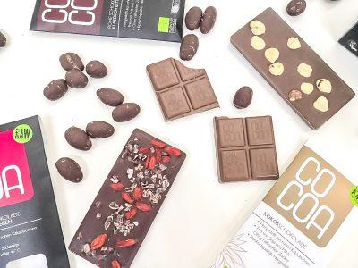 Cocoa, BIO presna čokolada