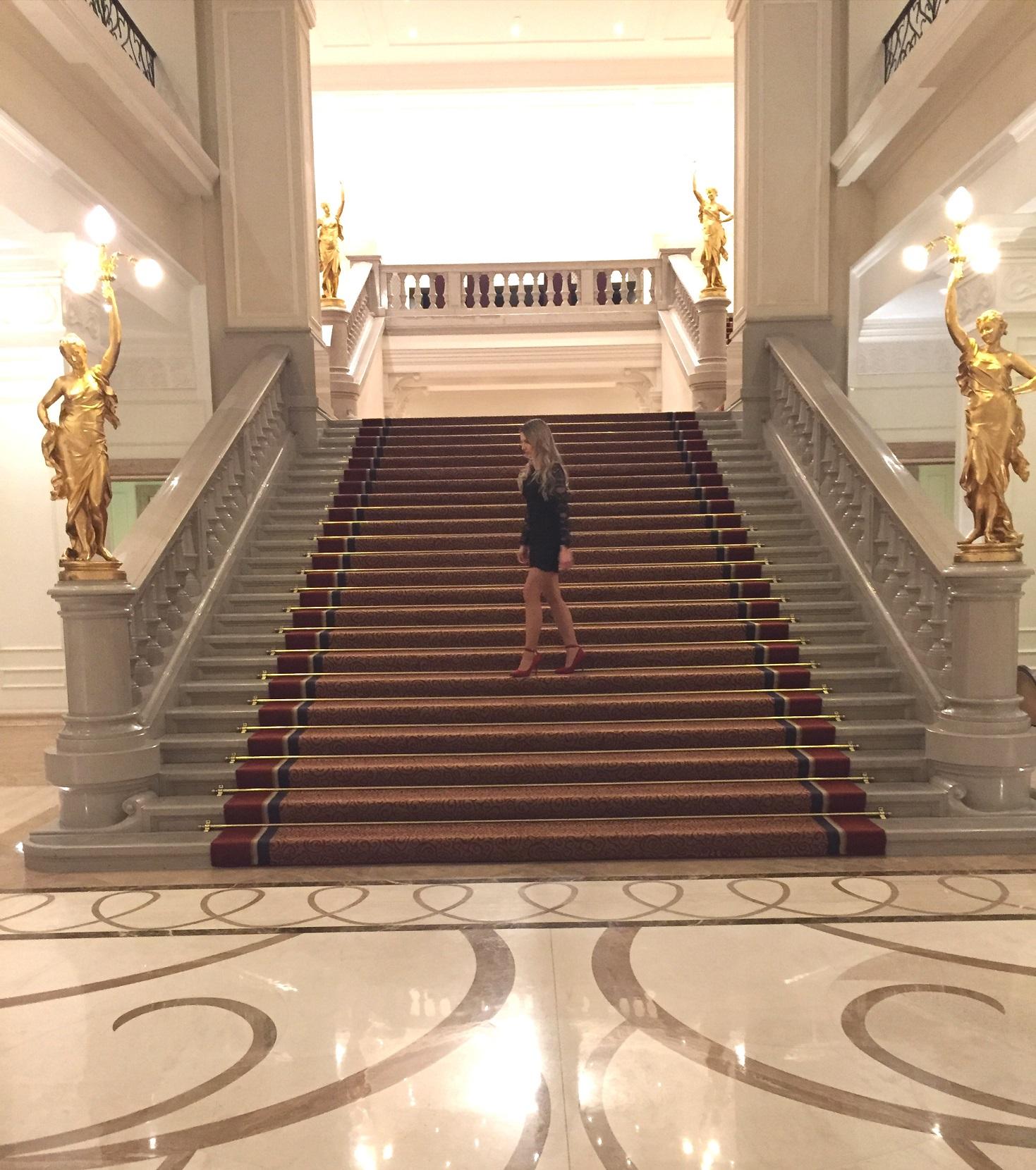corinthia hotel lobby 4