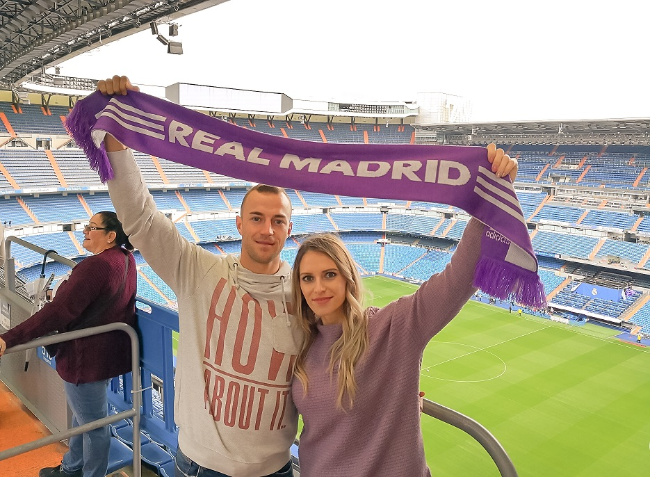 Bernabeu tour madrid