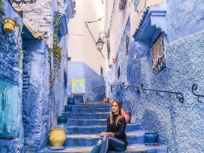 Chefchaouen – Modri biser Maroka