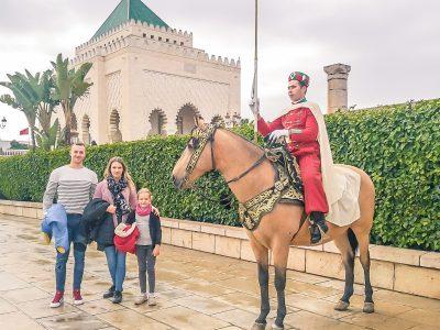 Rabat – Prestolnica Maroka