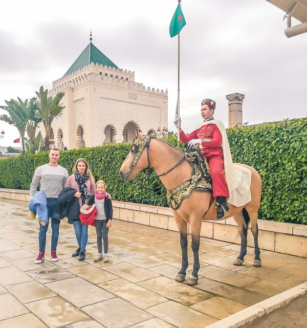 Rabat morocco anaam tours