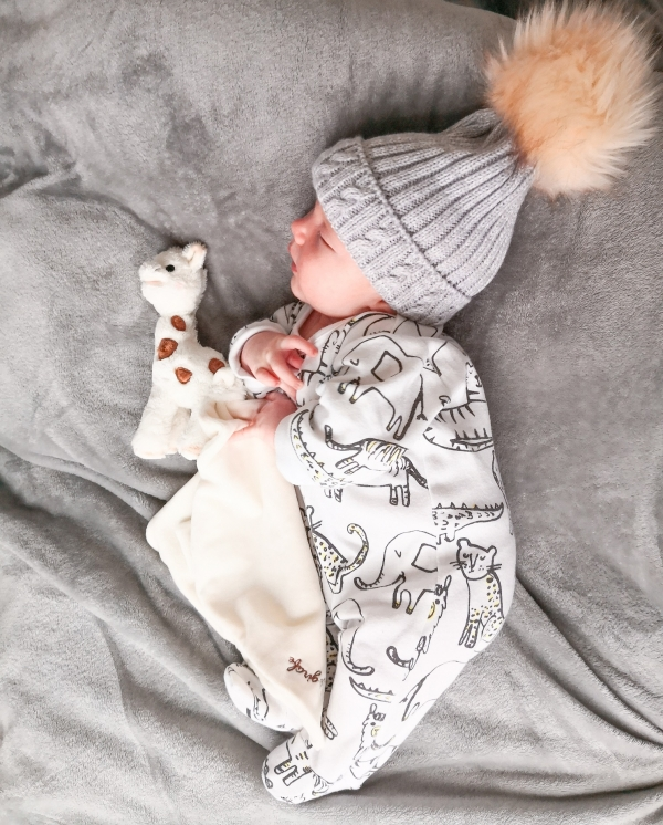 naš dojenček