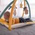 Igre in aktivnosti z dojenčkom (0-3 mesece)