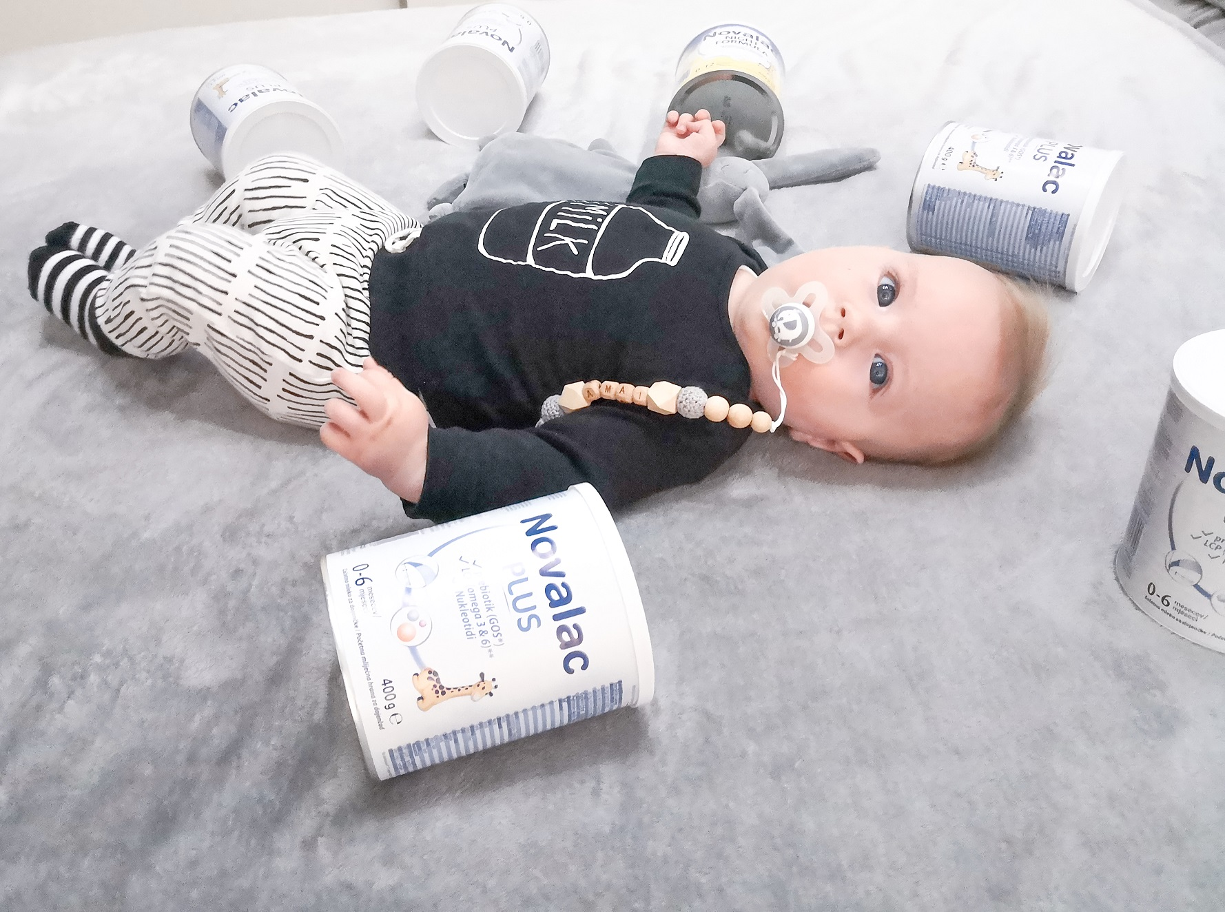 sit dojenček