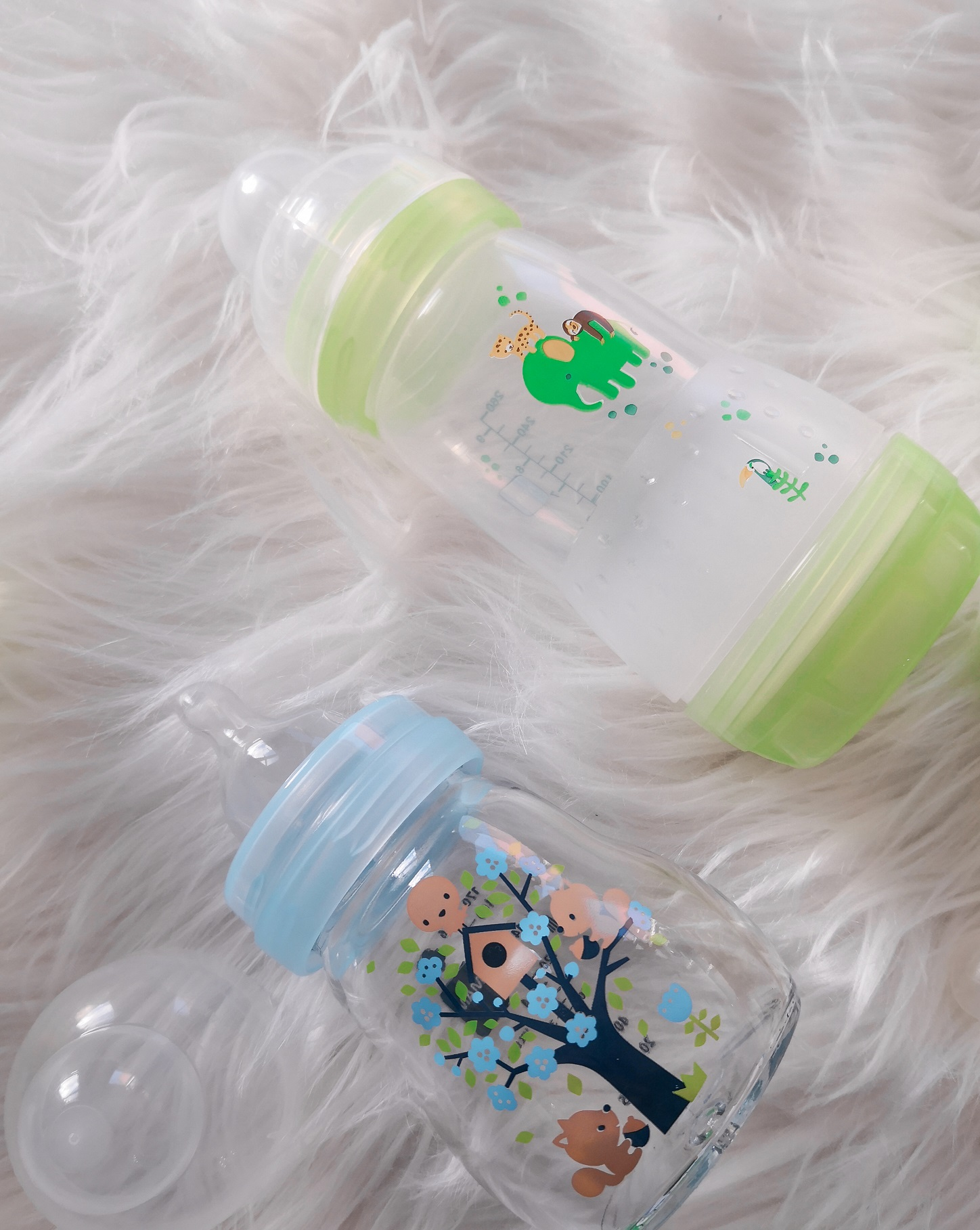 stekleničke