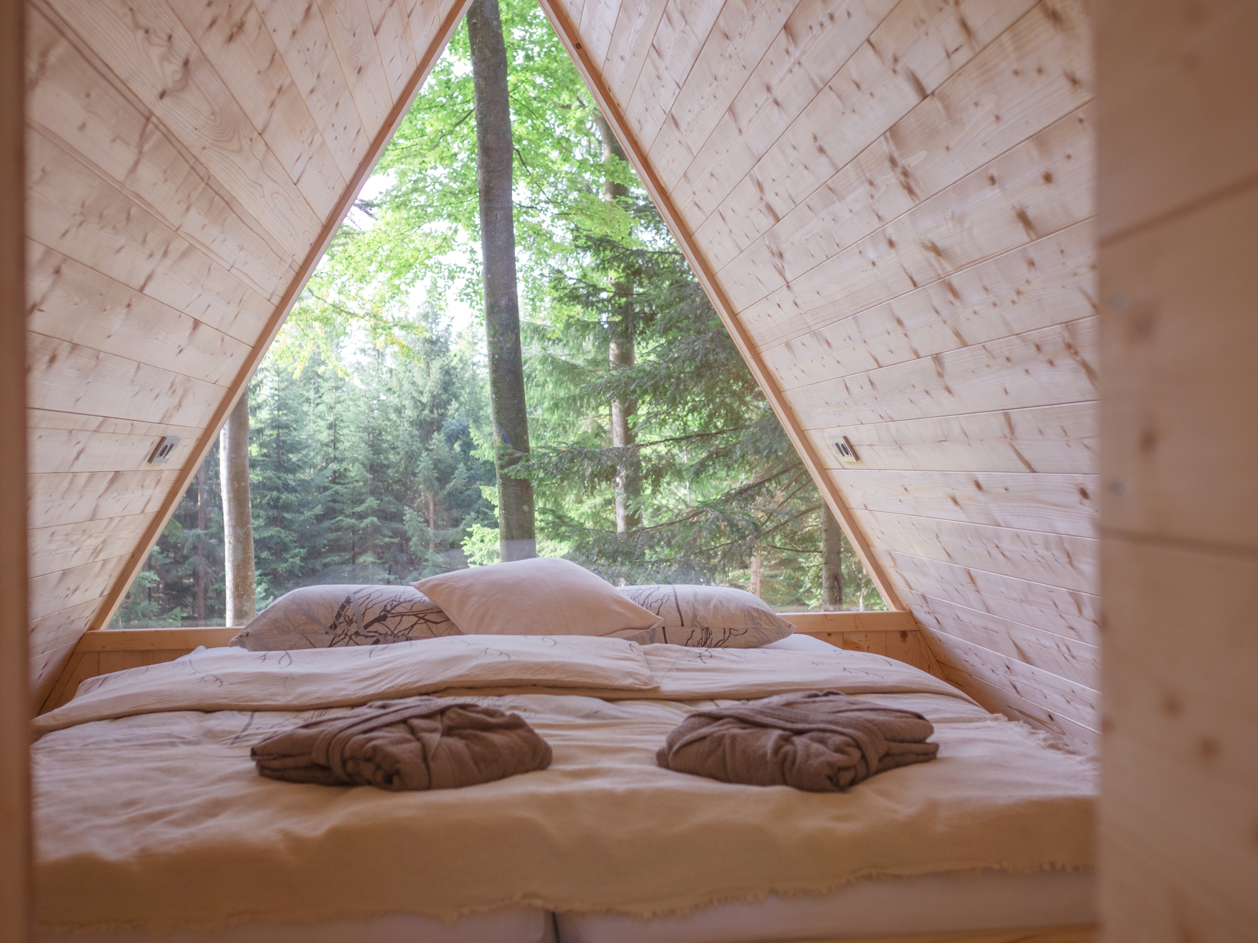 The Woods of Sinic glamping